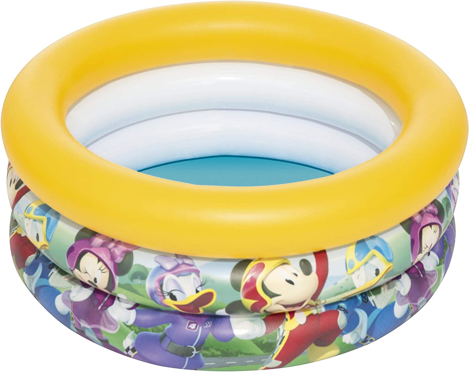 Piscina Hinchable Infantil Bestway Mickey and the Roadster Racers Baby: Amazon.es: Juguetes y juegos