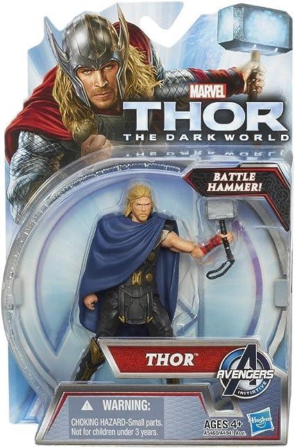 Thor The Dark World Action Figure Thor [Battle Hammer!]
