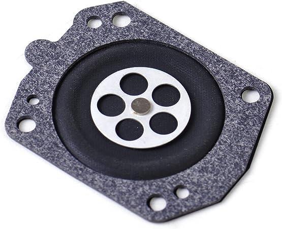 Amazon.com: Carburador Carb reparación reemplazar diafragma ...