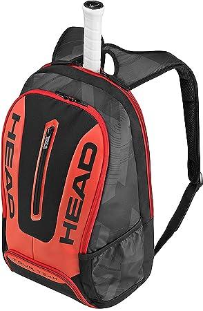 Head Tour Team mochila bolsa para raquetas de tenis, color negro /rojo, tamaño n/a: Amazon.es: Deportes y aire libre