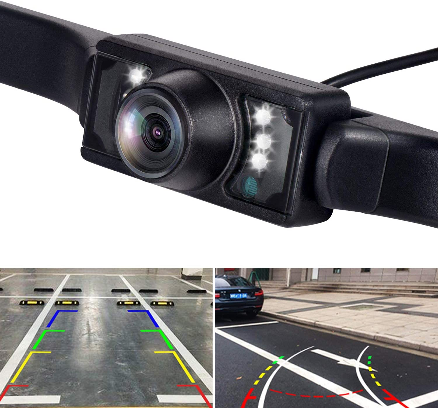 Amazon Coupon Code for Vehicle License Plate Backup Camera