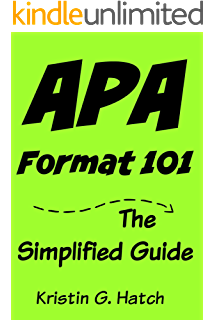 Publication manual of the american psychological association sixth apa format 101 the simplified guide to apa citation for beginners apa format fandeluxe Images
