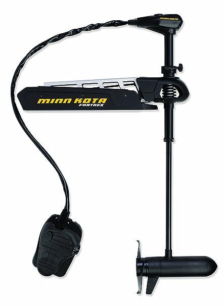 Minn Kota Trolling Motor >> Minnkota Fortrex 80 Bowmount Trolling Motor 80lbs Thrust
