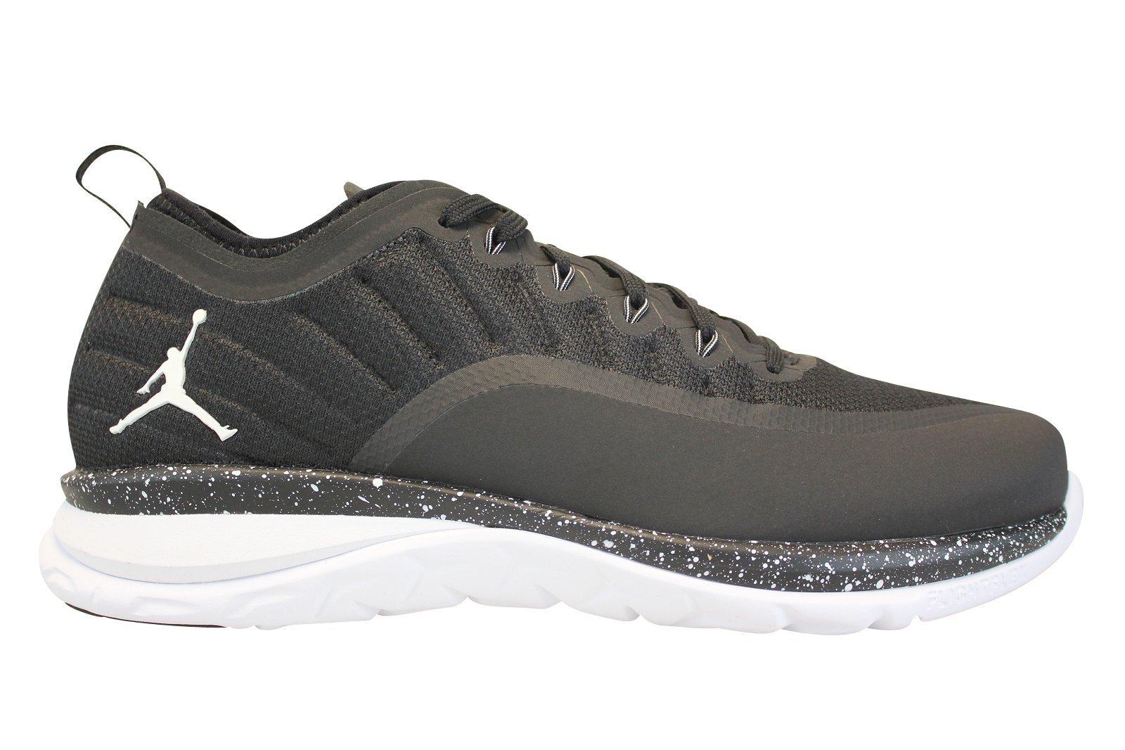 644ff02b62e3bf Galleon - Nike Mens Jordan Trainer Prime Training Shoe Black White 10.5