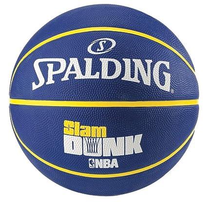 Amazon.com: Spalding NBA Slam Dunk - Balón de baloncesto ...