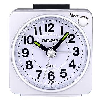 Relojes de alarma para niños Niños, Relojes de alarma Relojes de alarma analógicos para niños