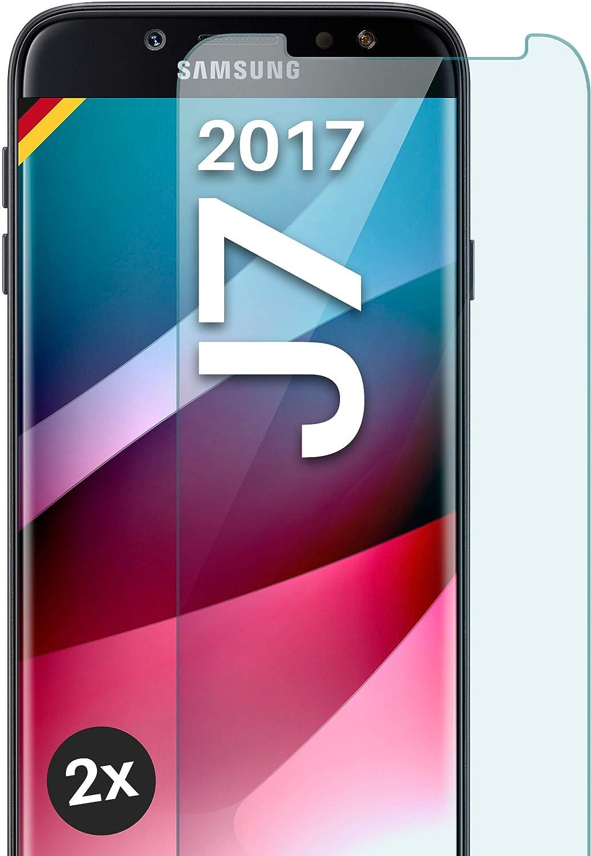 Moex Panzerglas Kompatibel Mit Samsung Galaxy J7 Elektronik