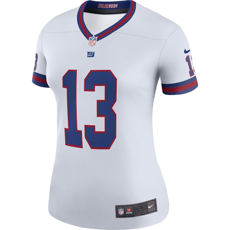the best attitude 6ef31 d21b9 Amazon.com: Nike Women's New York Giants Odell Backham Jr ...