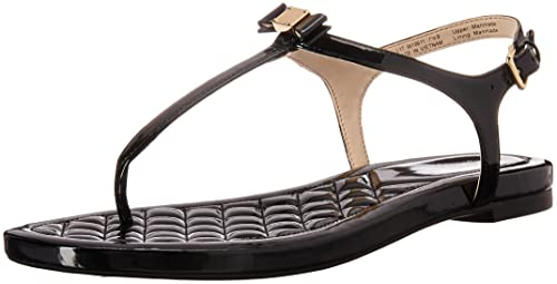 Looking For Pictures Sale Online Cole Haan Tali Mini Bow Studded Thong Sandal(Women's) -Coral Almond Synthetic Patent mdk0OqQ