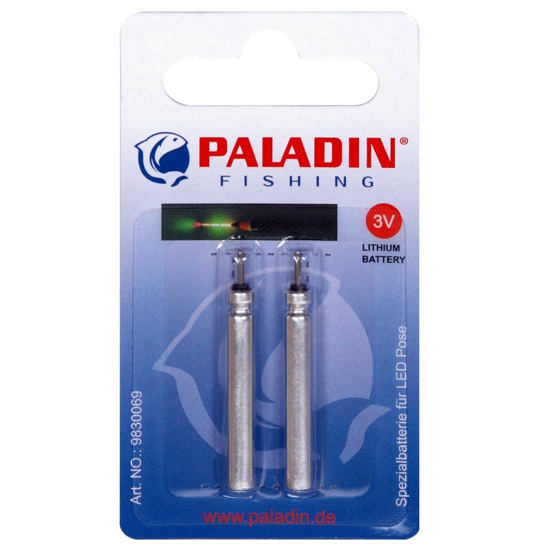 Paladin special battery for LED Big and Slim Float: Amazon