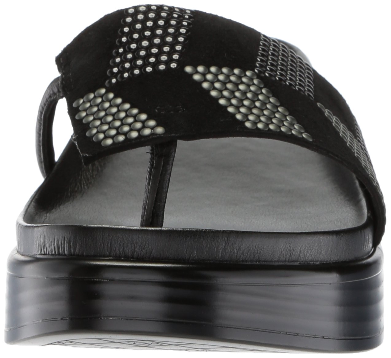 Donald J Pliner Women's FIFI19SP Slide Sandal B072KVPKXW 6 B(M) US|Black