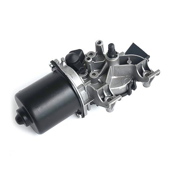 Geluoxi 7701061590 Motor Limpiaparabrisas Delantero: Amazon.es: Coche y moto