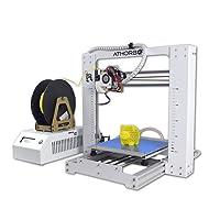 Athorbot Buddy impresora 3d prusa i3 24V Listo para Imprimir PLA ABS Nylon TPU Gran Tamaño de la Construcción 210*270*200mm