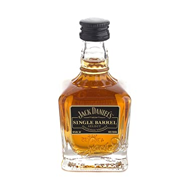 Jack Daniels Single Barrel Select Tennessee Whiskey 5cl Miniature ... 4d7764a65