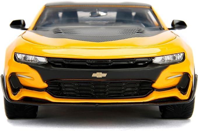 Bumblebee Transformers Chevrolet Camaro 2016 gelb Modellauto 1:24 Jada Toys