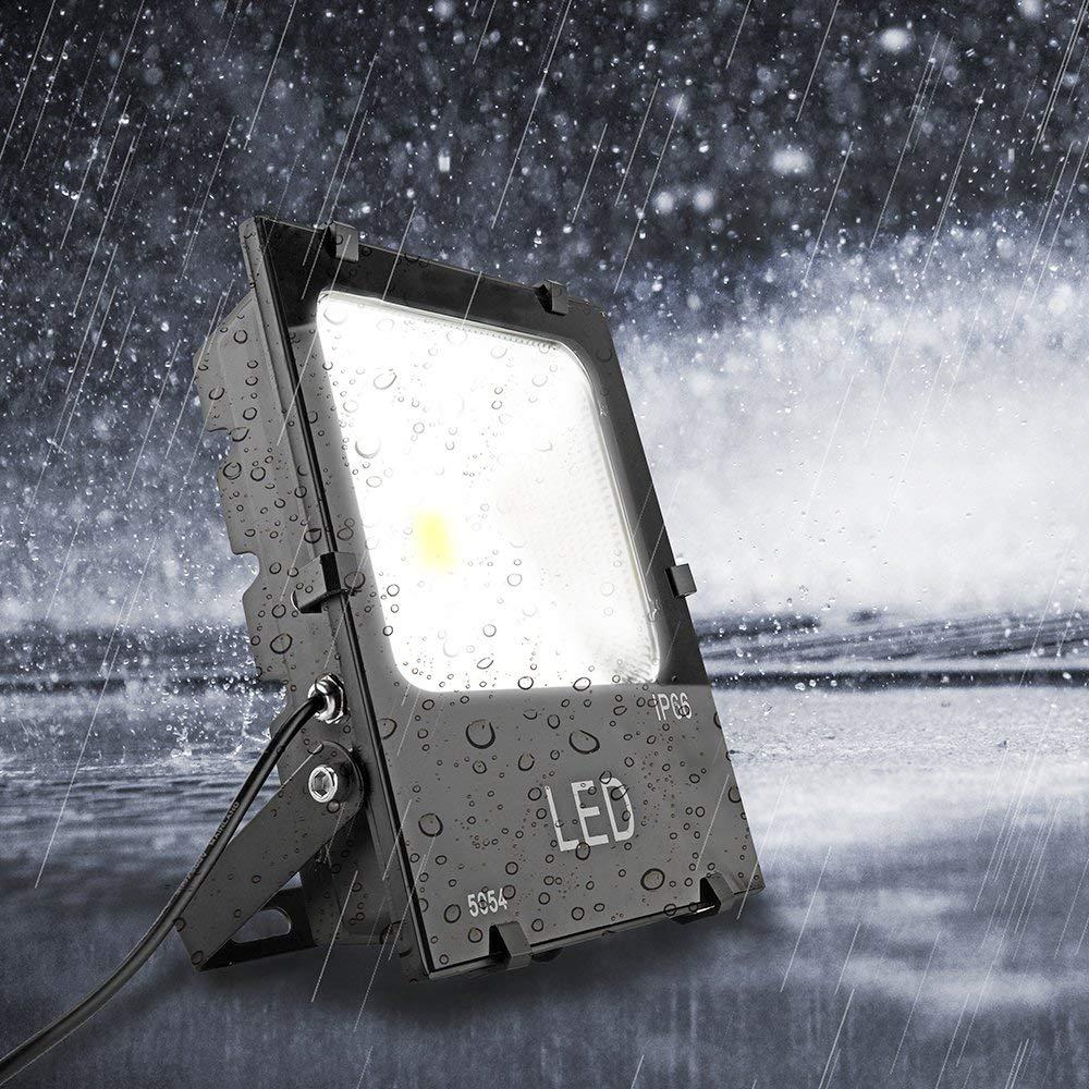 500W Watt LED Flood Light Super Bright 110V Outdoor Security Garden Spotlights