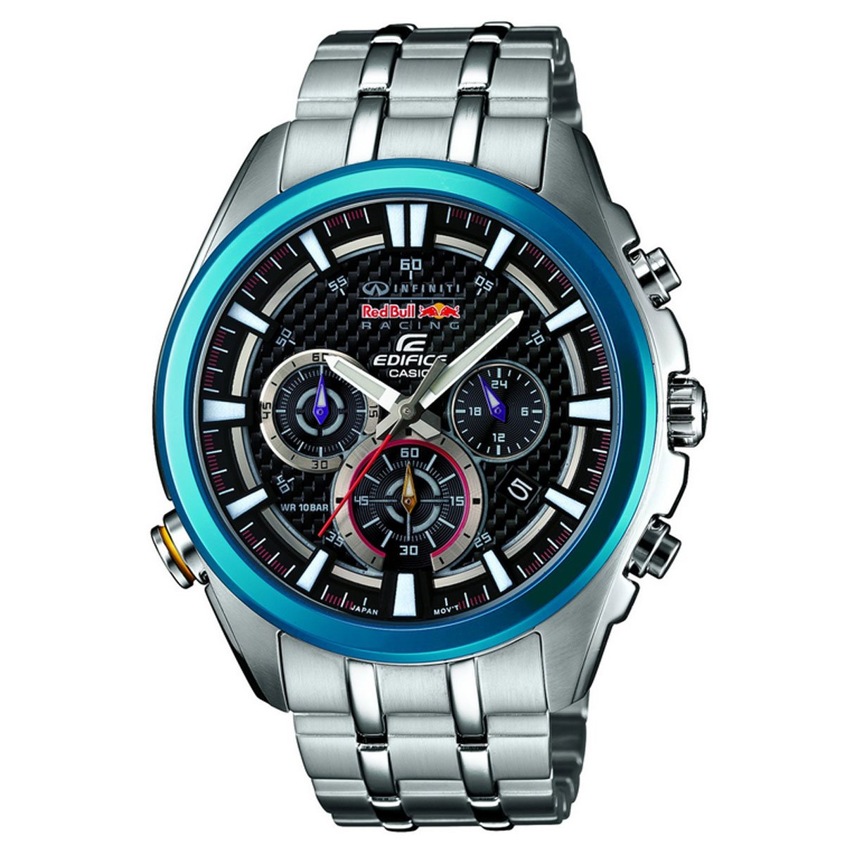 aa3bb8930dd6 Casio Edifice Edifice Red Bull Racing Collection