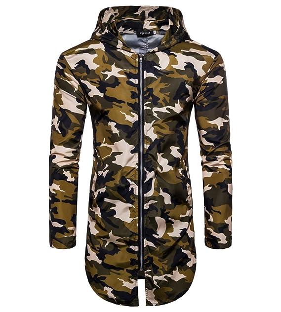 AIYINO - Sudadera con capucha - para hombre 1rCFquS