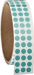 0.75 Length Pack of 500 Partners Brand PT964293 Amber Kapton Discs 0.75 Width