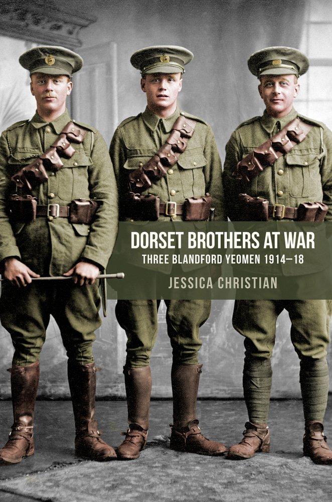 Download Dorset Brothers at War: Three Blandford Yeomen 1914-18 pdf