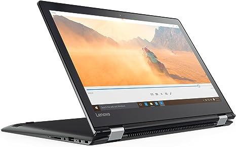 Lenovo Yoga 510 35 6 Cm Convertible Laptop Schwarz Computer Zubehör