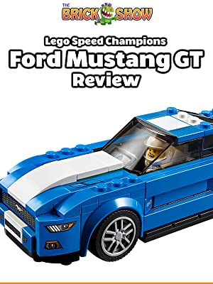 watch review lego speed champions ford. Black Bedroom Furniture Sets. Home Design Ideas