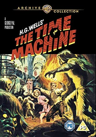 main characters of the time machine by hg wells