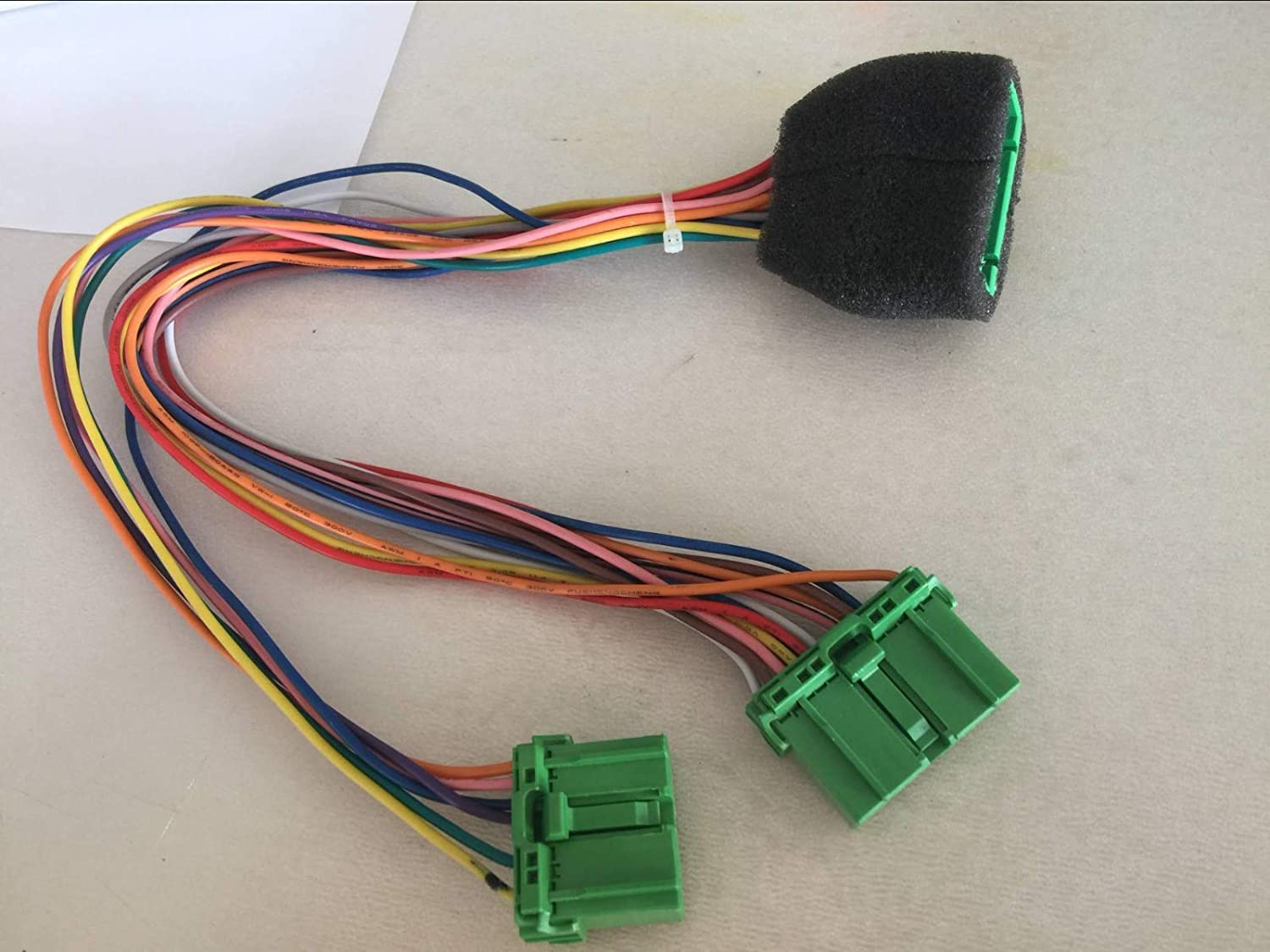 amazon.com: single air conditioning conversion wire harness ac for honda  accord 7 2003-2007: car electronics  amazon