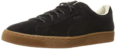 630ae5784d9f PUMA Men s Basket Classic Winterized Fashion Sneaker Black