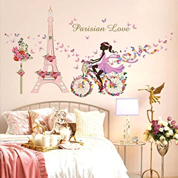 Amazon Com Wall Sticker Hatop Wall Stickers Romance Decoration
