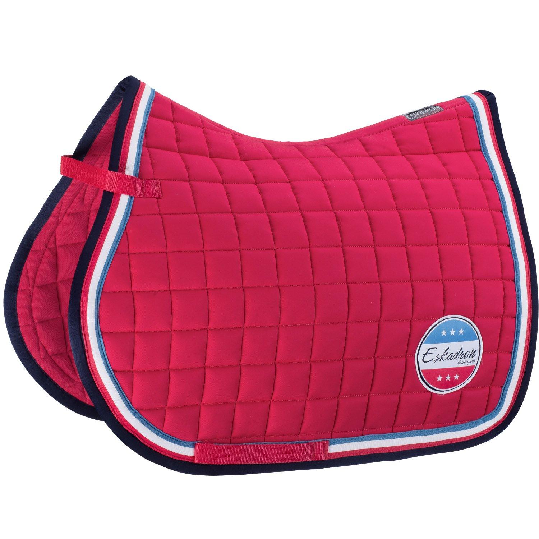 Fresh berry DL Fresh berry DL Eskadron saddle cloth Tricolour – Classic Sports