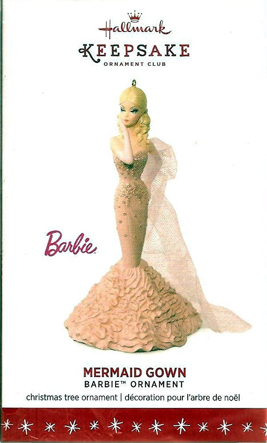 2016 Barbie Mermaid Gown