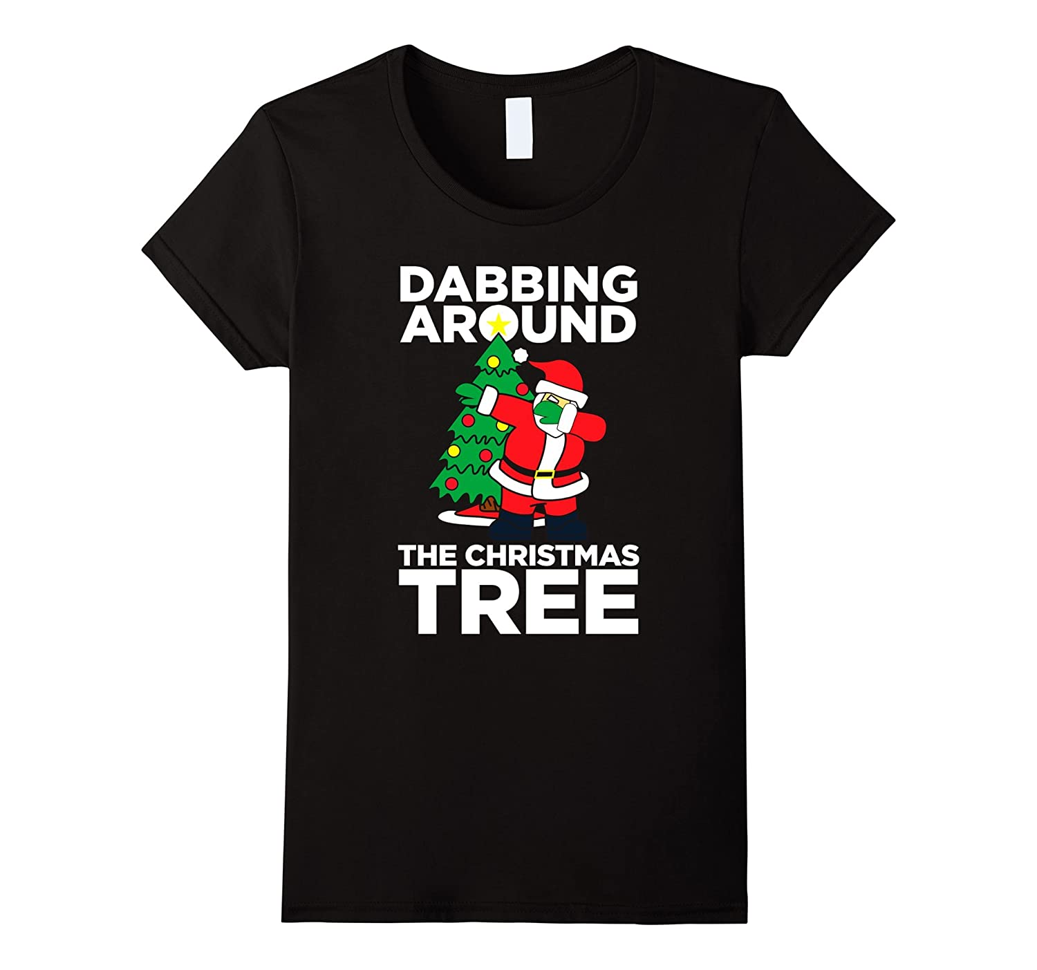 abbing Around The Christmas Tree T-Shirt