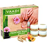 Vaadi Herbals Soothing and Refreshing Pedicure Manicure Spa Kit
