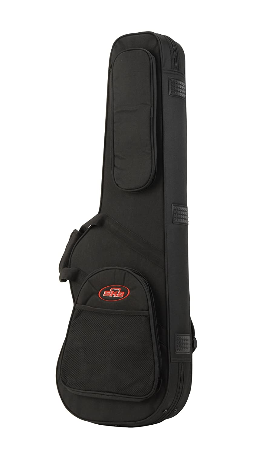 SKB Universal Shaped Electric Guitar Soft case with EPS foam interior/Nylon exterior, back straps 1SKB-SCFS6