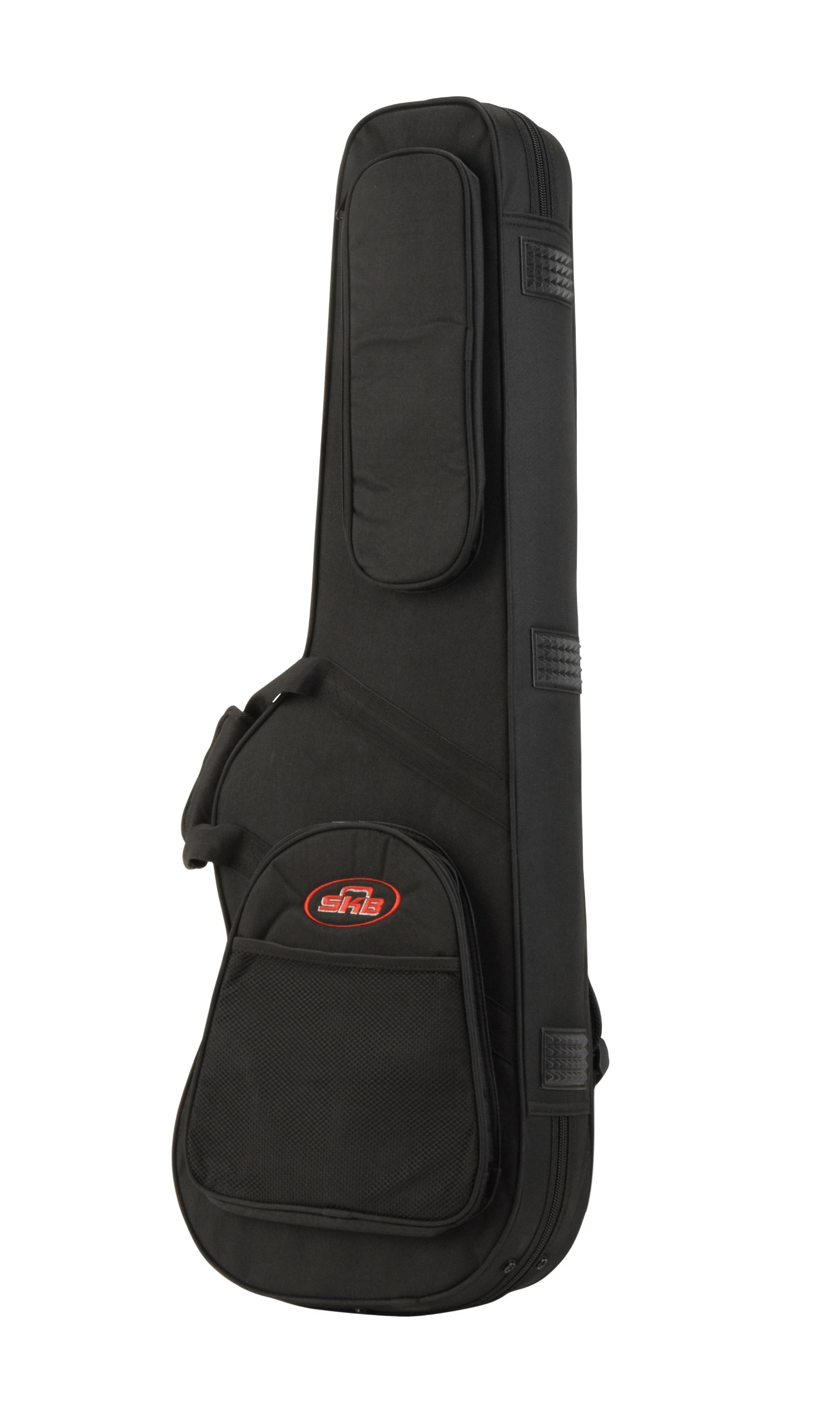 SKB Strat/Tele Shaped Electric Guitar Soft case with EPS foam interior/Nylon exterior, back straps