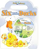 Six Little Ducks Sing a Story Handled Board Book with CD