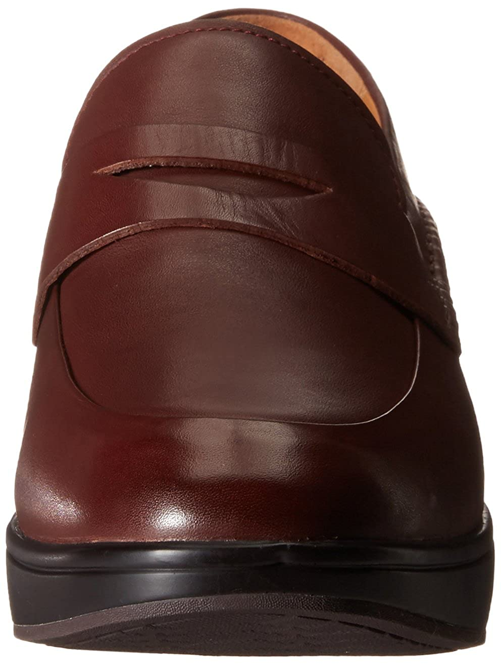 Amazon.com | MBT Men's Asante 5 Slip on-m, Mahogany, 40 EU/6-6.5 M US |  Shoes
