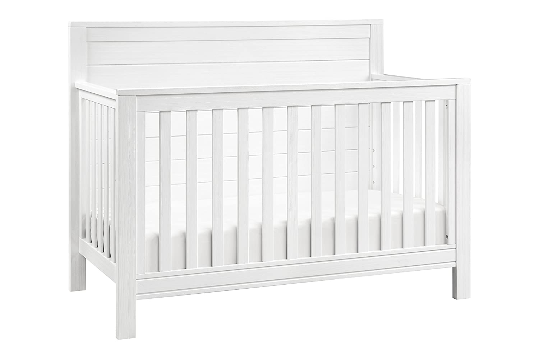 DaVinci Fairway 4-in-1 Convertible Crib, Rustic White