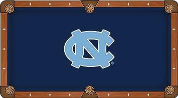 North Carolina Tar Heels azul marino con luz azul Logo billar mesa de billar paño, Azul: Amazon.es: Deportes y aire libre