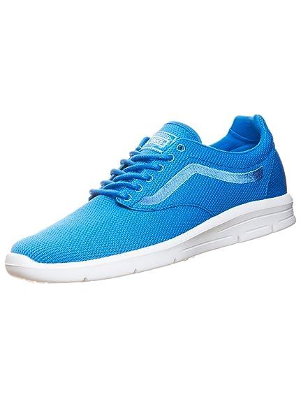 08324990541c2a Vans Mesh Iso 1.5 Womens Blue Lace Up Shoes  Amazon.co.uk  Shoes   Bags