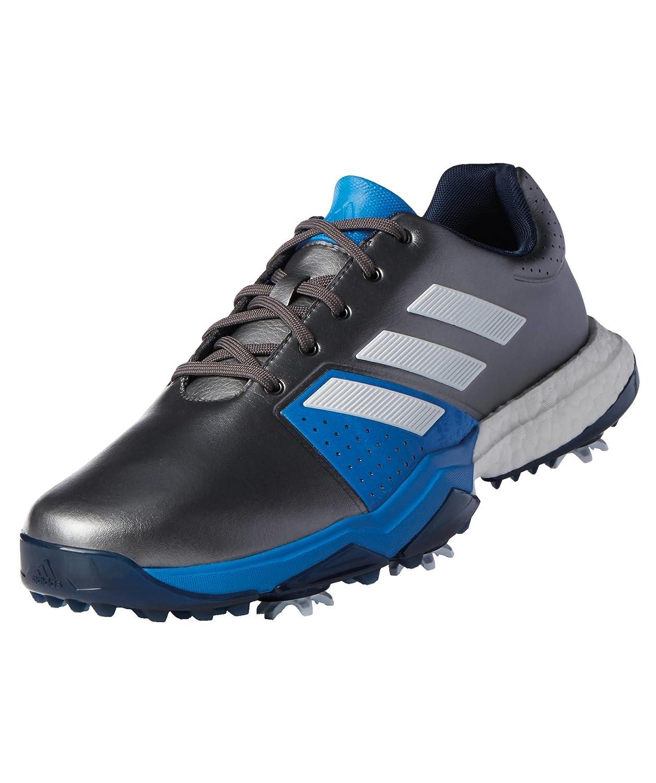 Adidas Adipower Boost 90 Schuhe Schuhspanner breit, Herren, Silber Silber Silber Blau Weiß, 44 76993f
