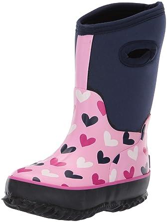 76bef7d15f01 Amazon.com  Hatley Girls  Neoprene Boots  Clothing