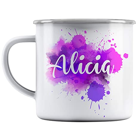 da355f4591d Birthday Gifts Personalized Coffee Mug with Your Name or ANY Text - 21  Different Designs -