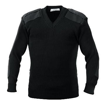 Amazon.com: Rothco Acrylic V-Neck Sweater: Sports & Outdoors