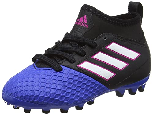 f8ee913caed3 adidas Unisex Kids  Ace 17.3 Ag J Football Boots  Amazon.co.uk ...