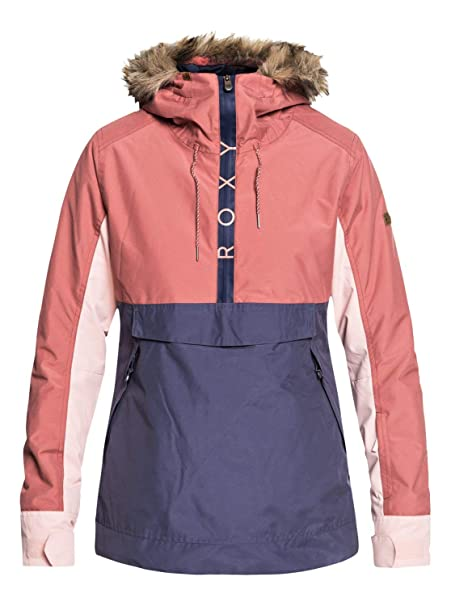 Roxy Shelter - Chaqueta Anorak para Nieve para Mujer ERJTJ03170: Roxy: Amazon.es: Ropa y accesorios