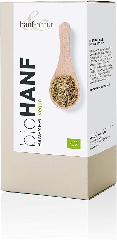 Hanf - Semilla de cáñamo orgánica Yorkshire (500 g, 6 unidades)