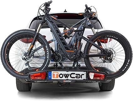 towcar Portabicicletas TR2: Amazon.es: Coche y moto