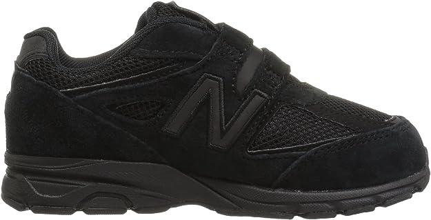 4 Extra Wide US Infant New Balance Boys/' KJ990V4 Black//BLAC